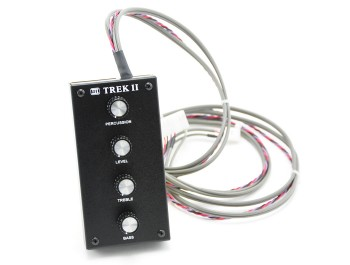 BTC-2A BASS AND TREBLE CONTROL OPTION
