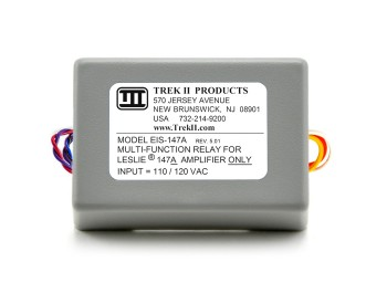 EIS MOTOR CONTROL RELAY FOR MODEL 147A LESLIES