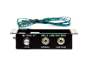 OBL-2-2 LINE OUTPUT BOX