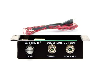 OBL-2 LINE OUTPUT BOX