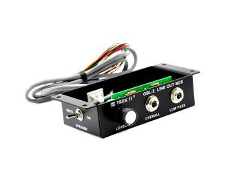 OBL-2-SL LINE OUTPUT BOX